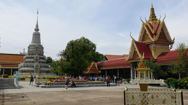 Kambožský palác